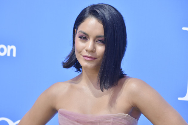 Vanessa Hudgens says H...