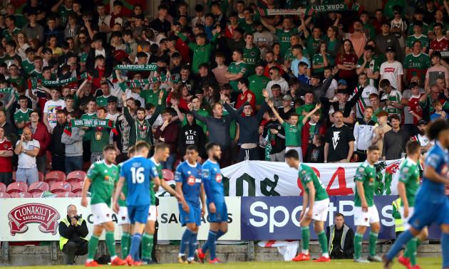 Cork fans
