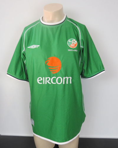 0c0870887 Here s where you can get a retro Irish jersey now that they re the ...