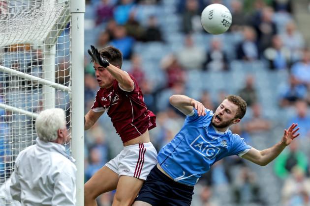 Jack McCaffrey and Seán Kelly