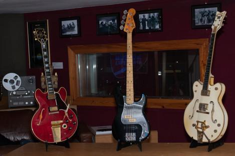 Phil Lynott Guitars