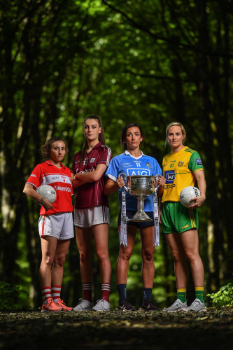 TG4 2018 Ladies Football Championship Launch
