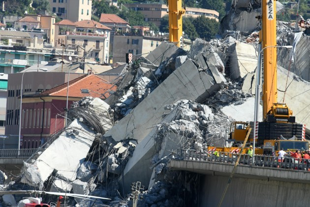 ITALY-GENOA-BRIDGE-COLLAPSE