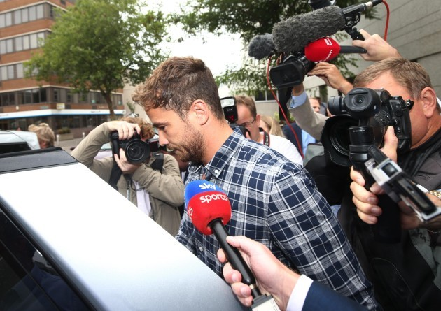 Danny Cipriani arrested