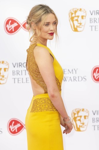Laura Whitmore attends the Virgin TV British Academy Television Awards at Royal Festival Hall. London, UK. 13/05/2018
