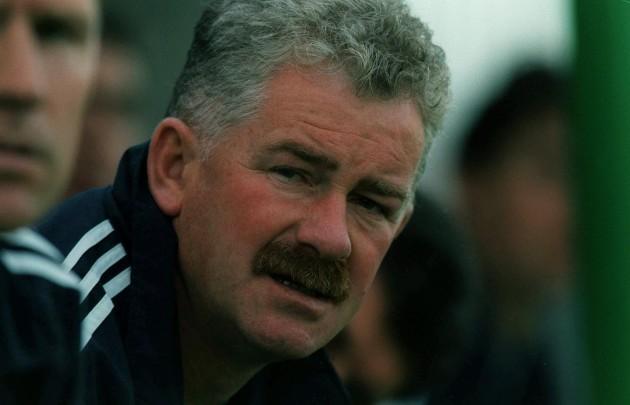 Pat Devlin Bray Wanderers 6/10/1996