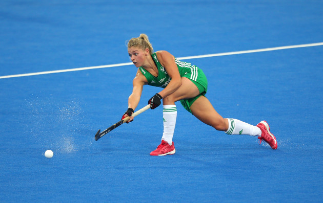 USA v Ireland - Vitality Women's Hockey World Cup - Pool B - Lee Valley Hockey and Tennis Centre