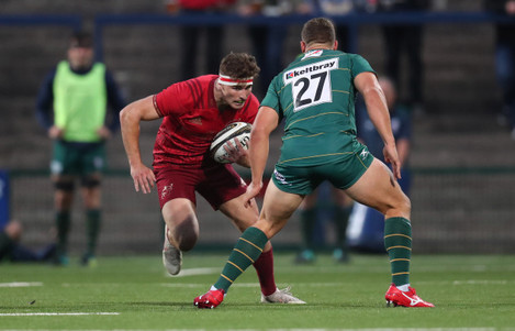 Munster's Liam Coombes