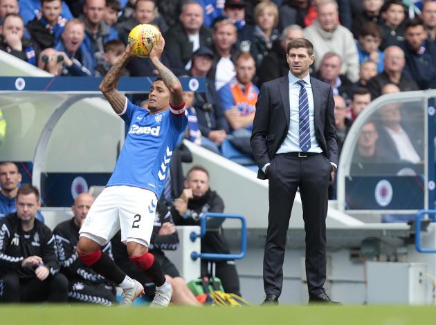 Rangers v St Mirren - Scottish Premiership - Ibrox