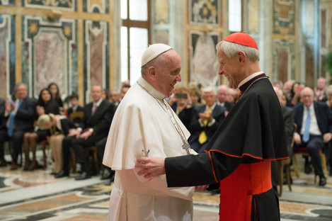 CORRECTION Sex Abuse Embattled Cardinal