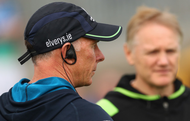 Andy Friend and Joe Schmidt