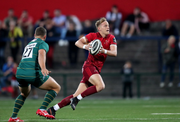 Munster's Mike Haley