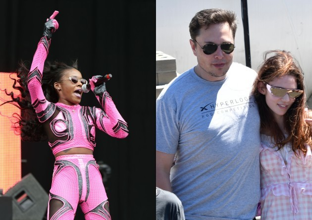 Elon Musk confirmed Azealia Banks was at his house waiting