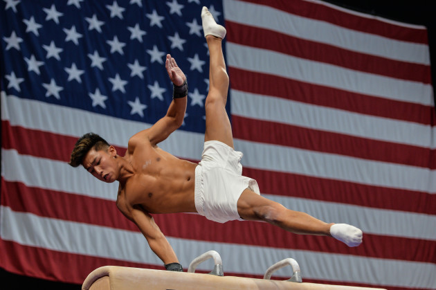 Gymnastics 2018: U.S. Championships
