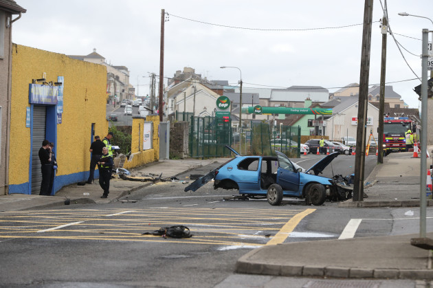 Bundoran road accident deaths