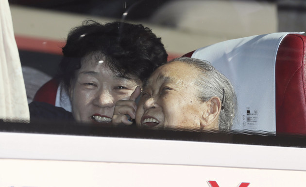 South Korea Koreas Family Reunions
