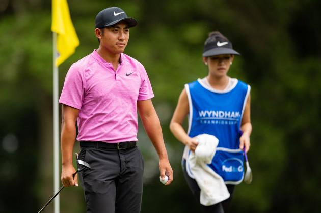 PGA 2018: Wyndham Championship AUG 18