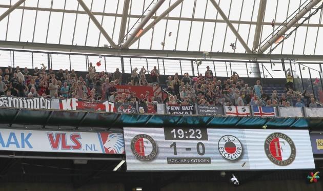 Netherlands : Feyenoord - Excelsior