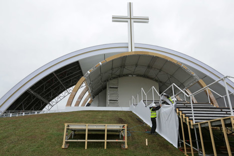 Pope Francis visit to Ireland