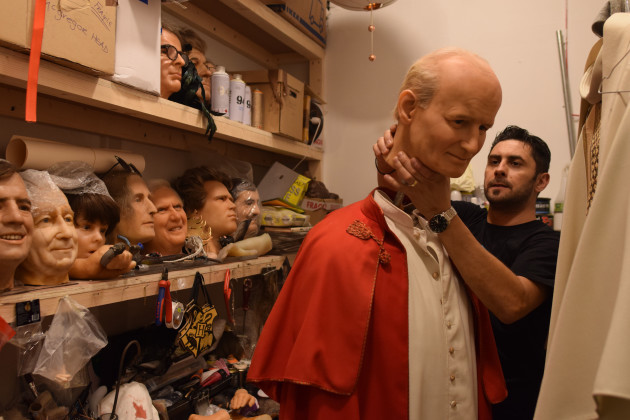 Image result for the wax museum dublin