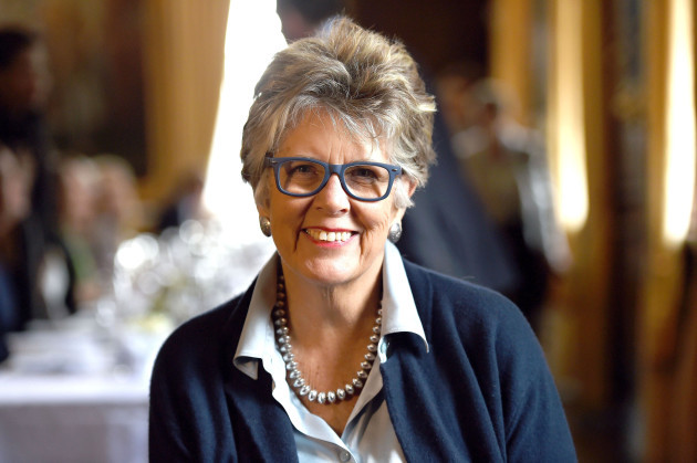 Prue Leith interview