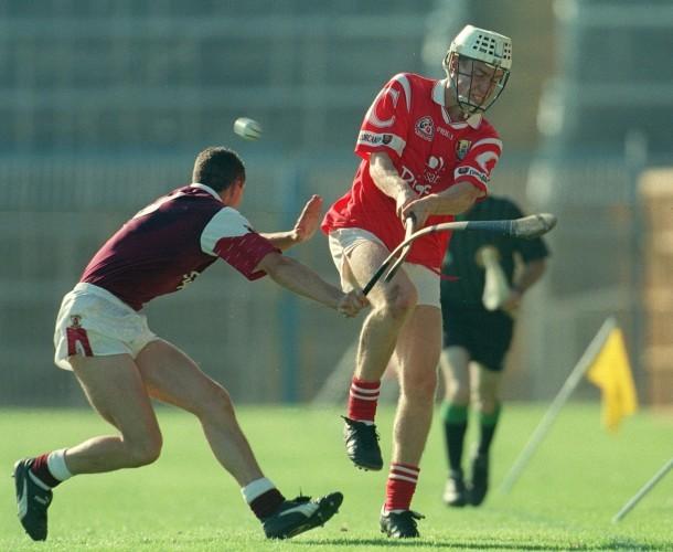 Padraic Walsh and Timmy McCarthy 20/9/1998