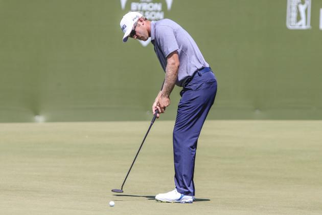 GOLF: MAY 17 PGA - AT&T Byron Nelson