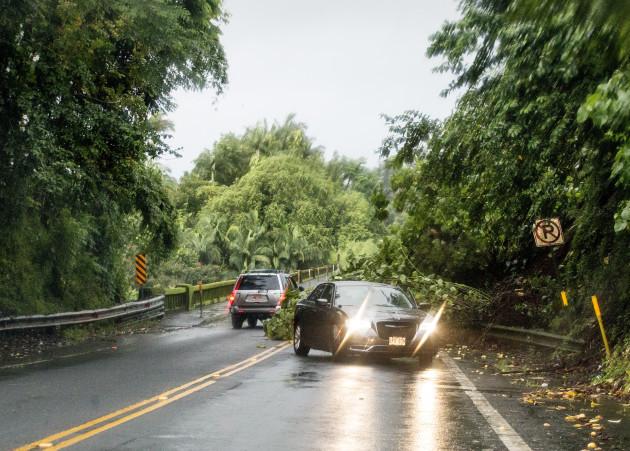 Hurricane Lane Hawaii