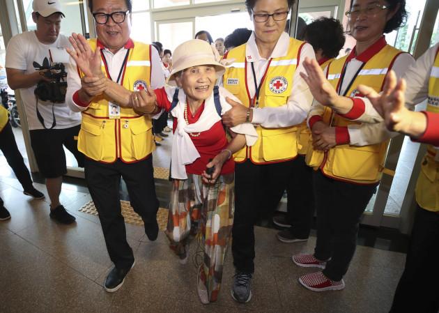 South Korea Koreas Family Reunions