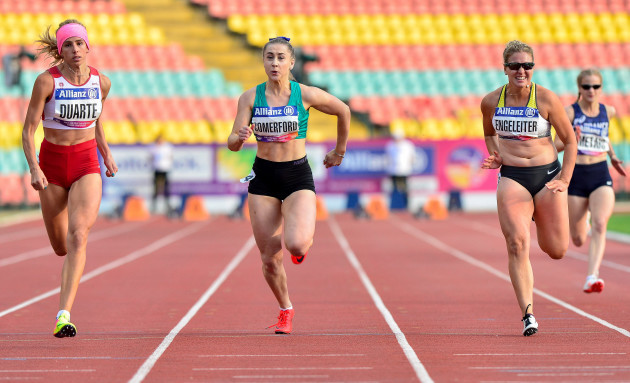 2018 World Para Athletics European Championships - Day 5