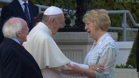pope francis sabina