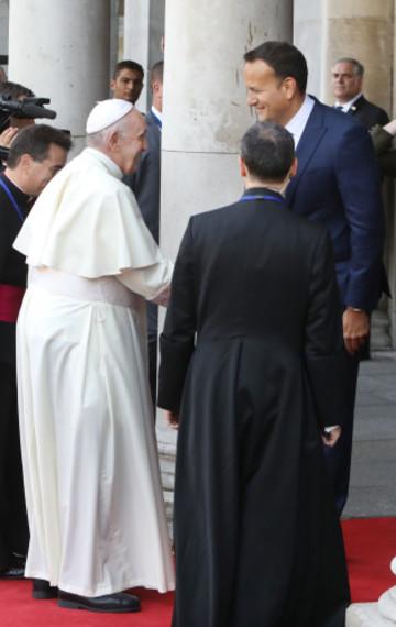 Papal Visit to Ireland 2018