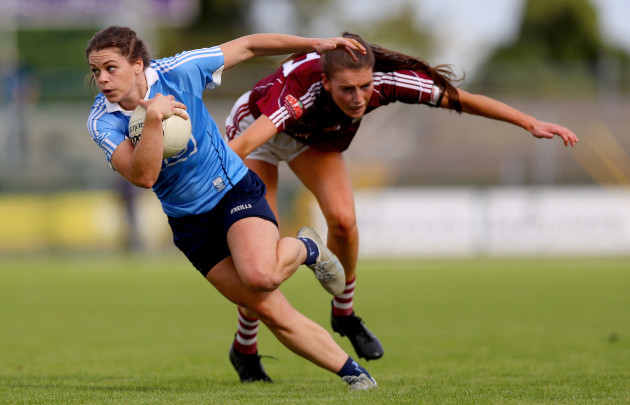 Noelle Healy with Noelle Connolly
