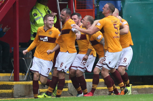 Motherwell v Rangers - Ladbrokes Scottish Premiership - Fir Park