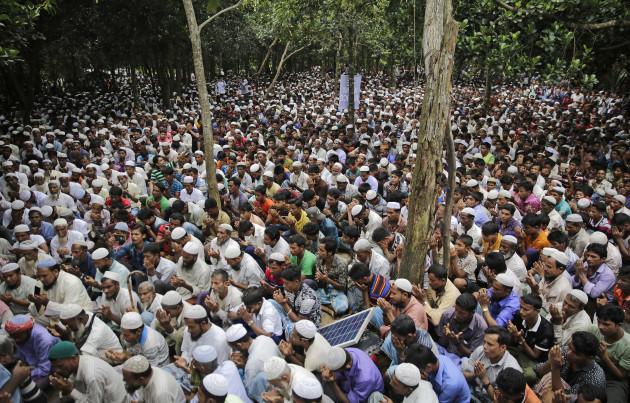 Bangladesh Rohingya Anniversary