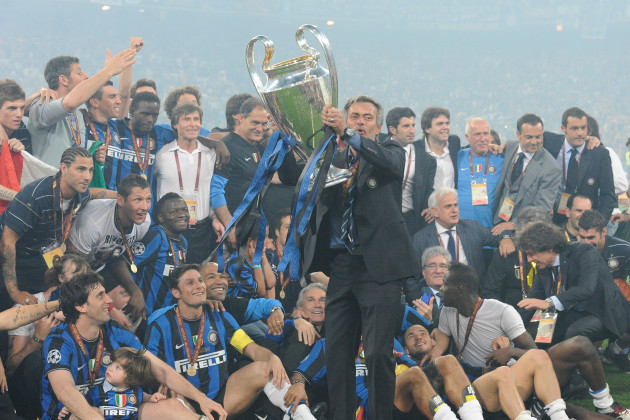 Soccer - UEFA Champions League - Final - Bayern Munich v Inter Milan - Santiago Bernabeu