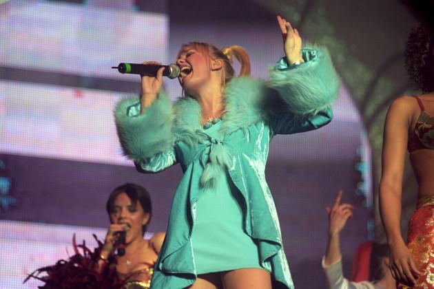 Emma Bunton - Wembley Arena