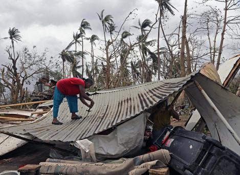 Hurricane Maria Aftermath - Puerto Rico