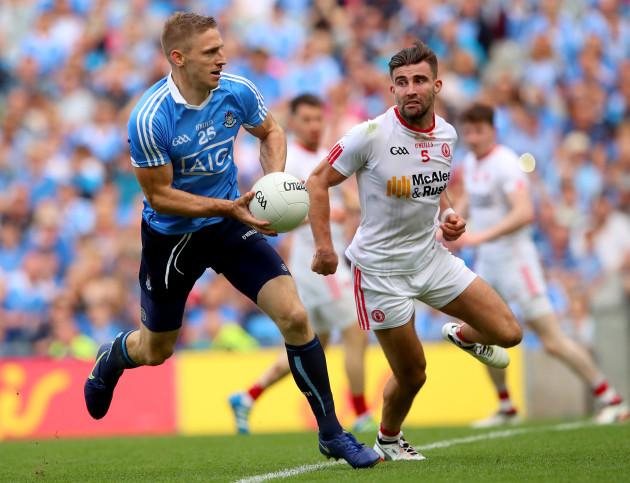 Eoghan O'Gara and Tiernan McCann