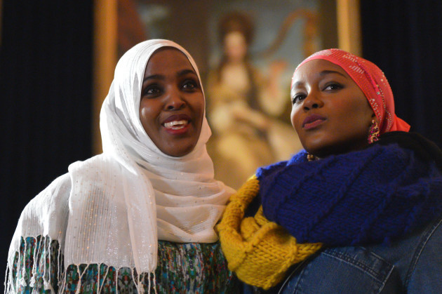 Ireland: A Girl from Mogadishu - filming in Dublin