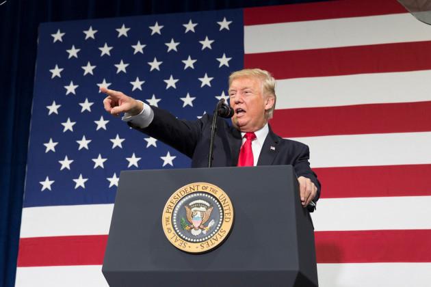 U.S. President Trump Tax Reform