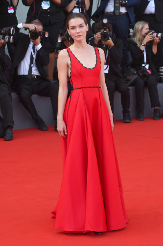 The Mountain Premiere - 75th Venice Film Festival
