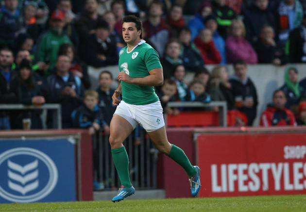 Ireland's Cian Kelleher