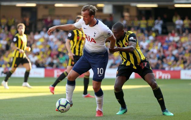 Watford v Tottenham Hotspur - Premier League - Vicarage Road