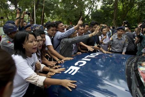 Myanmar Journalists