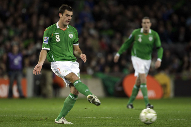 Soccer - FIFA World Cup 2010 - Qualifying Round - Group Eight - Republic of Ireland v Cyprus - Croke Park