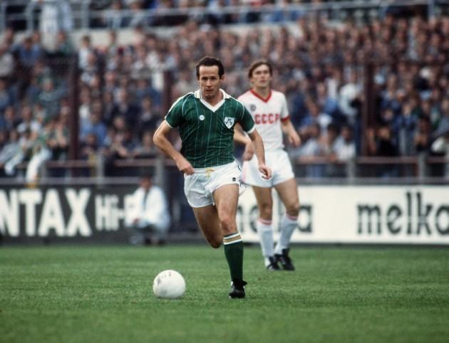 Liam Brady 12/9/1984