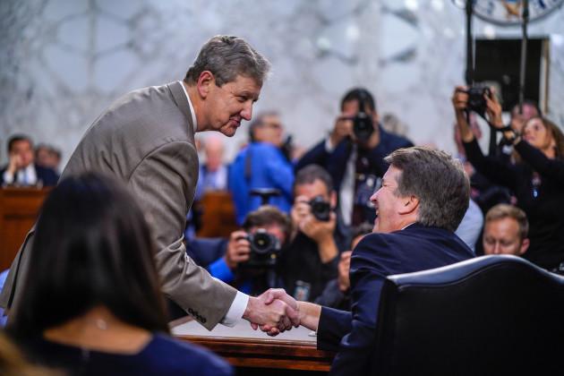 Brett Kavanaugh Supreme Court Nomination Hearings