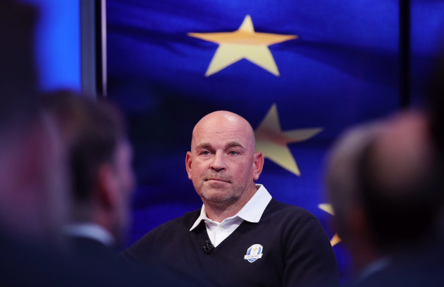 Team Europe Ryder Cup Wildcard Announcement - Sky Central