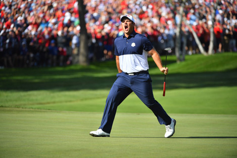 USA Defeat Europe To Regain Ryder Cup - Chaska